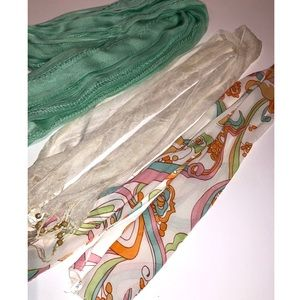 Bundle of Scarves